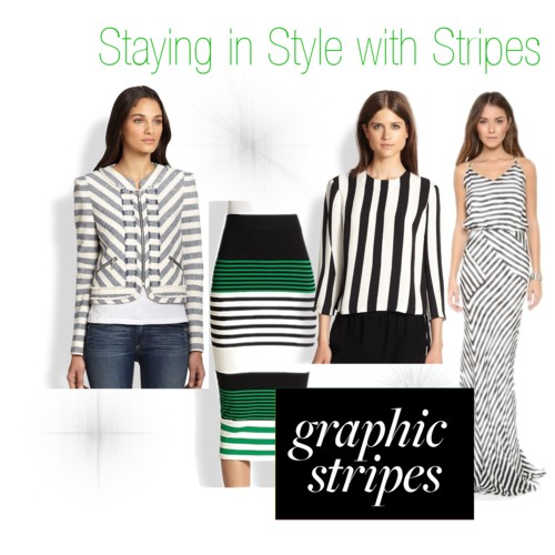 Staying in Style with Stripes