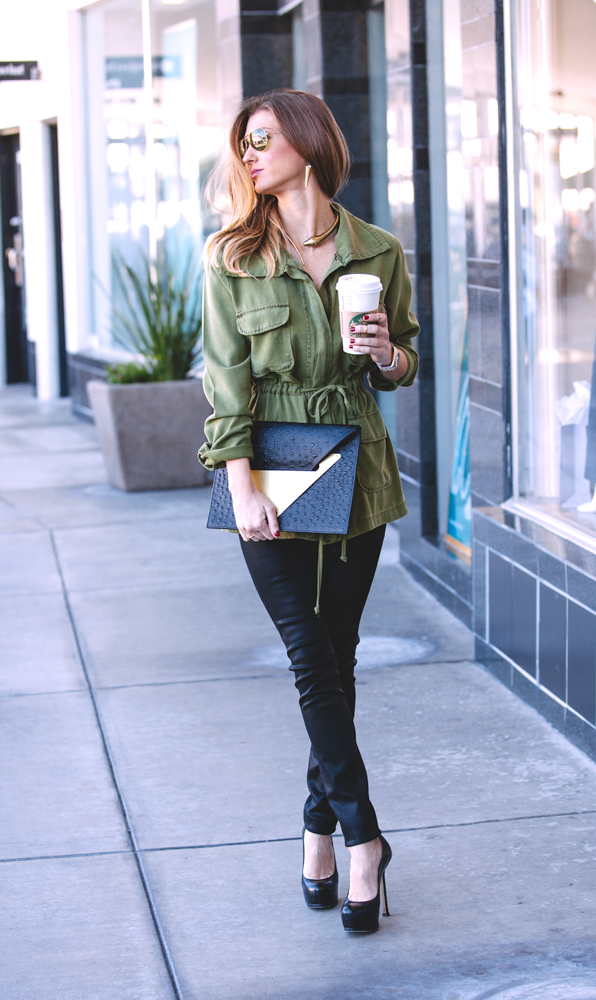 Army Street Chic