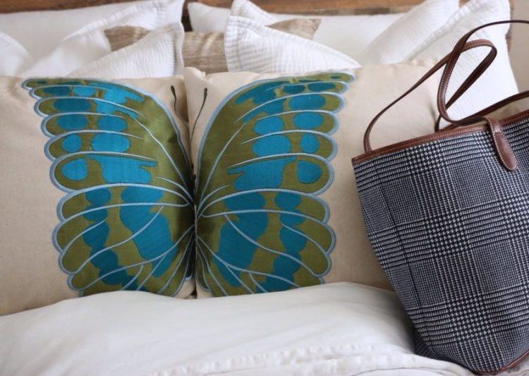 pillows from lulu & georgia