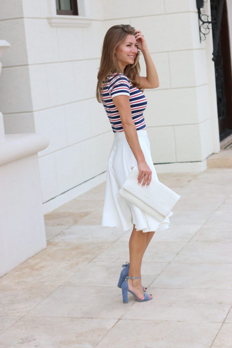 stripes, red white blue, happiness