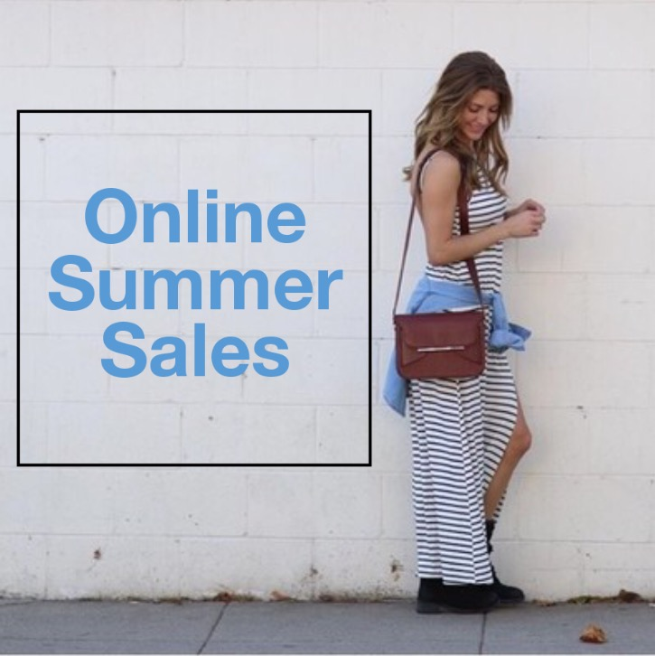 Weekend Summer Online Sales