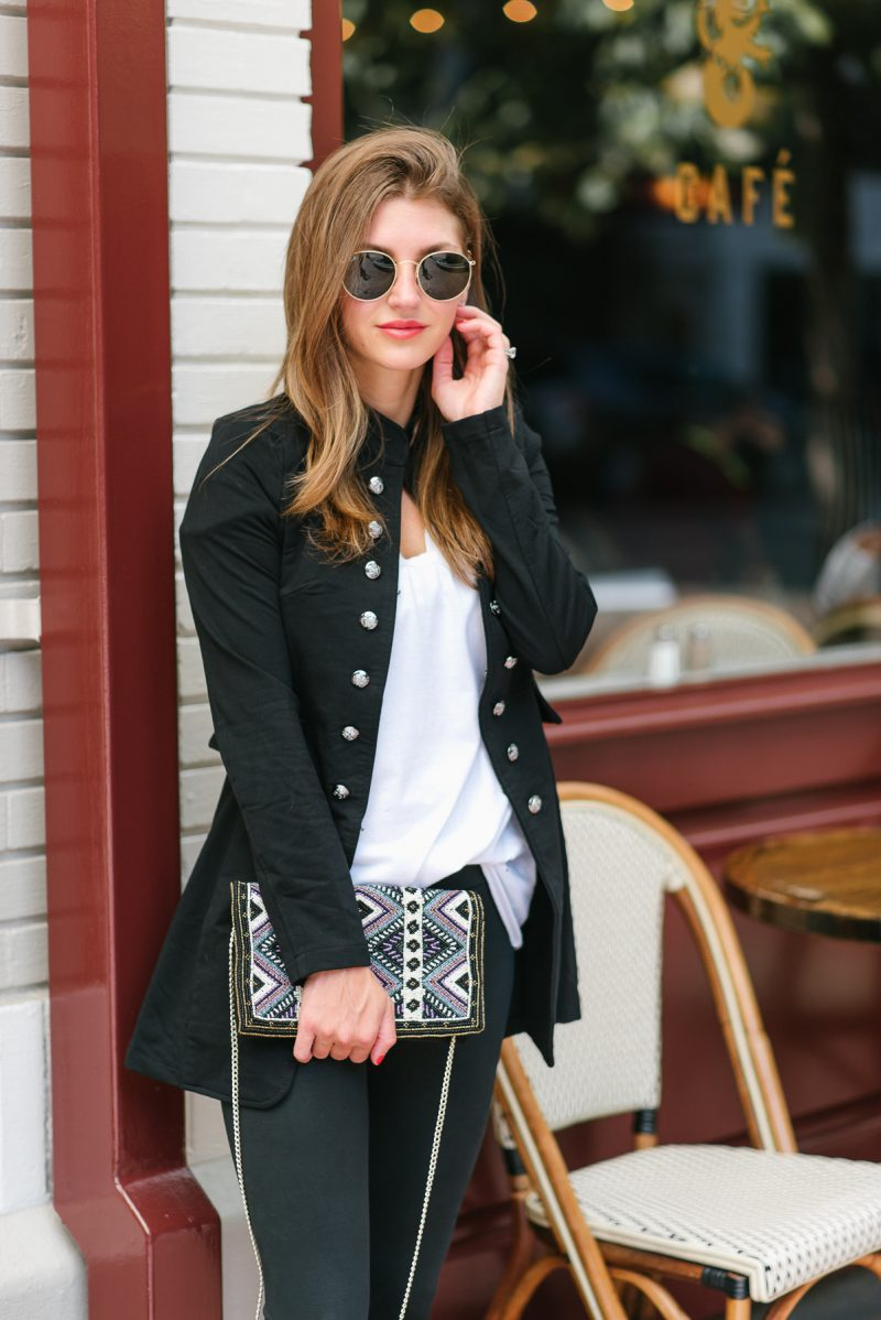 sharing my very simple french girl street style
