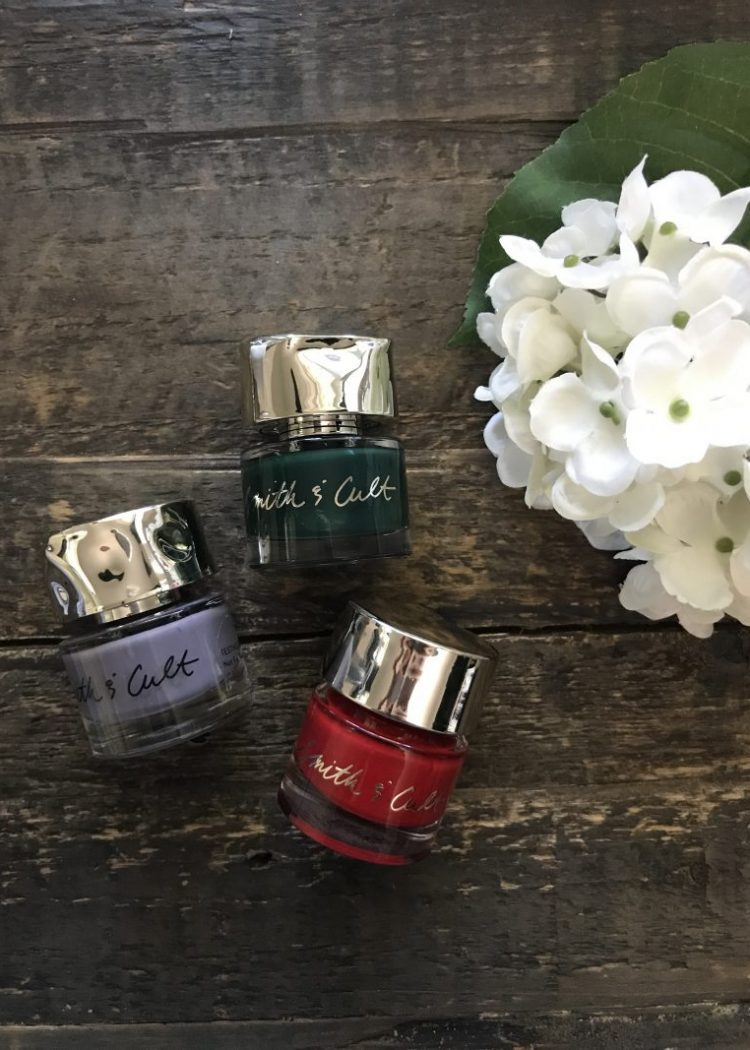 Smith and Cult nail polish