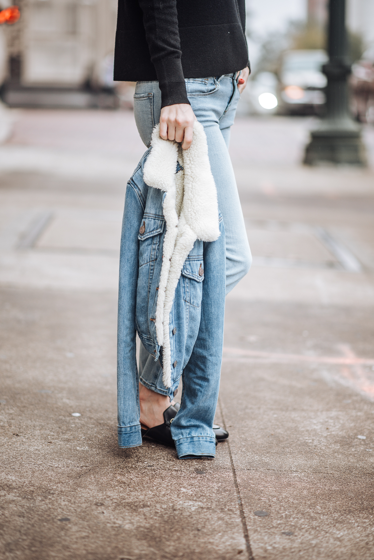 Denim on Denim outfit from ASOS