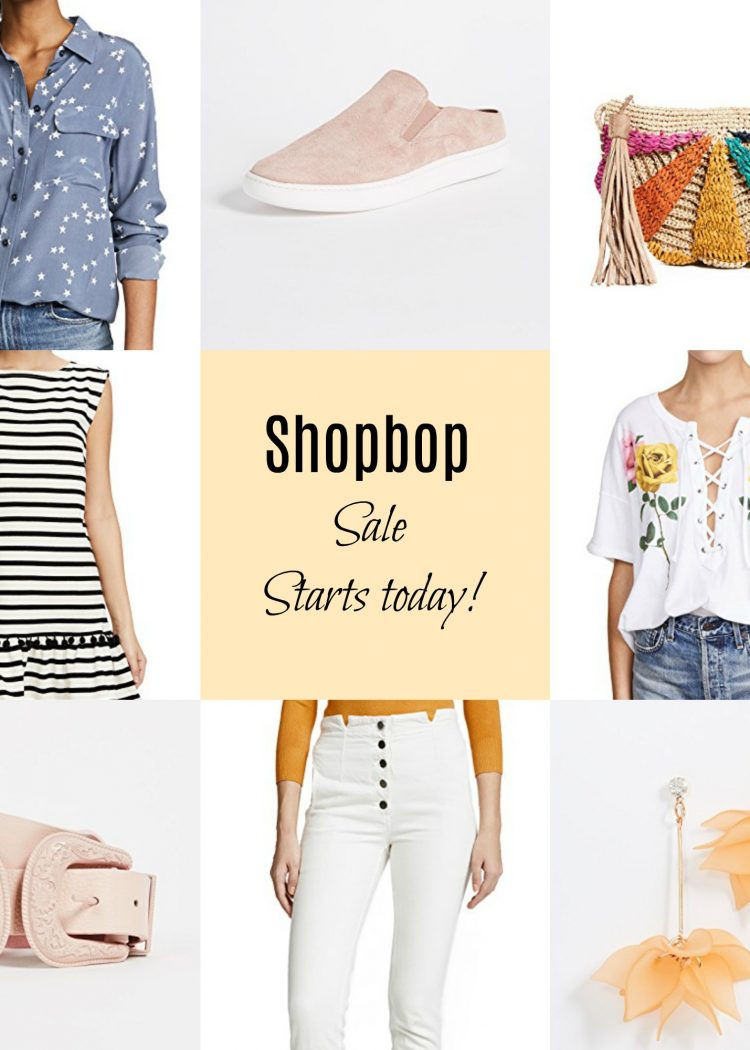 Shopbop Sale Starts Today!