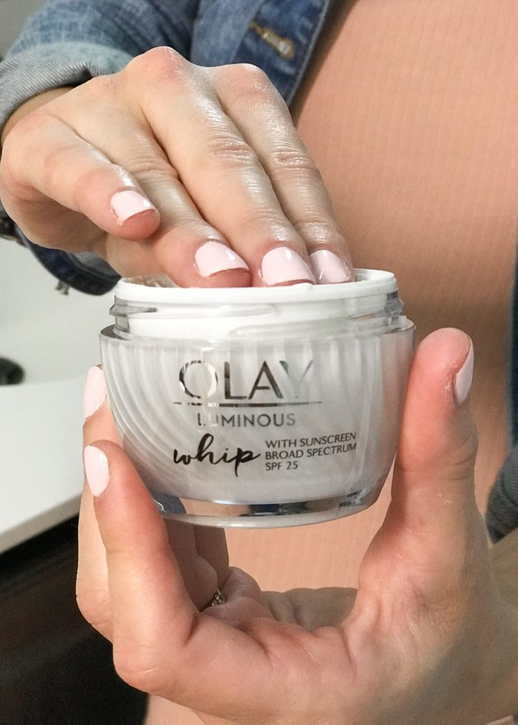 Luminous Skin, Thanks To Olay