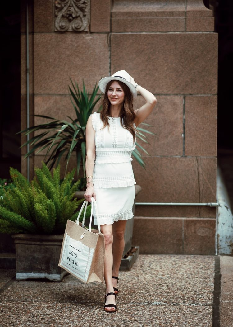 Beating the summer heat in a dress under $100