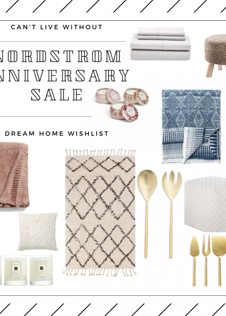 2019 Nordstrom Anniversary Home Edition, favorite picks