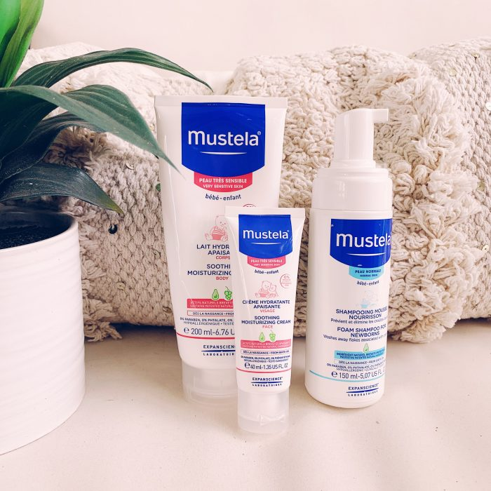 Mustela baby product