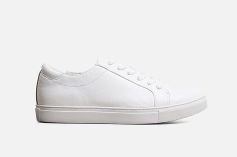 White Sneakers Kenneth Cole