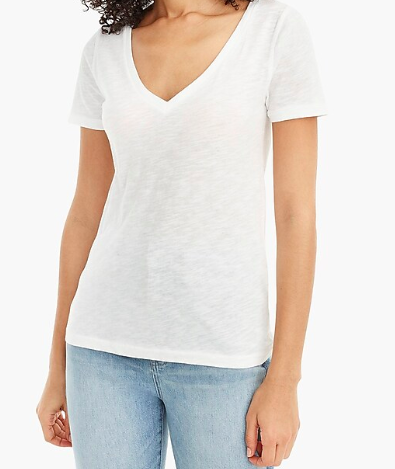 basic white t must have