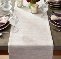 cozy table runner