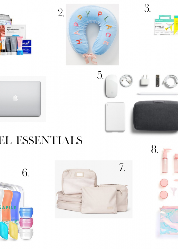The best Travel essentials