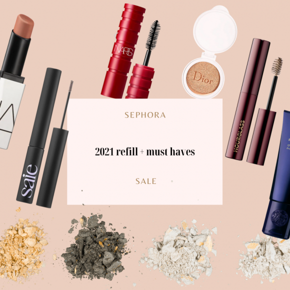 2021 Sephora sale products that are AshLee Frazier's favorites